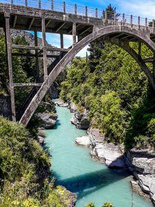 Free Bridge, Water, Arch Bridge, River Royalty Free Stock Images - 121707989