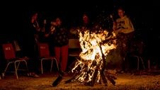 Free Campfire, Fire, Bonfire, Tradition Royalty Free Stock Photography - 121708087