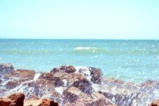 Free Sea, Body Of Water, Shore, Ocean Stock Photography - 121708112