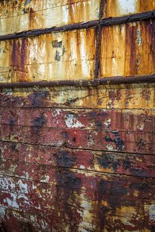 Free Wall, Wood, Rust, Wood Stain Stock Photos - 121708203