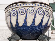 Free Ceramic, Pottery, Blue And White Porcelain, Porcelain Stock Images - 121708354