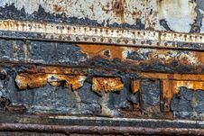 Free Wall, Rust, Wood, Metal Stock Photo - 121708370