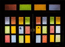 Free Yellow, Window, Glass, Stained Glass Stock Images - 121708384