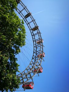 Free Sky, Amusement Ride, Amusement Park, Tourist Attraction Stock Photography - 121708432