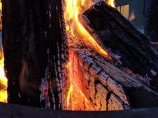 Free Fire, Heat, Campfire, Geological Phenomenon Stock Photos - 121933743