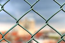 Free Wire Fencing, Structure, Chain Link Fencing, Wire Royalty Free Stock Images - 121933979