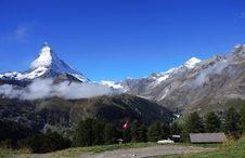 Free Mountainous Landforms, Mountain Range, Sky, Mountain Royalty Free Stock Photography - 121934177