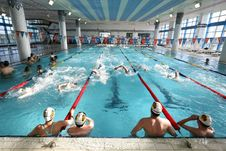 Free Leisure, Leisure Centre, Water, Swimming Pool Royalty Free Stock Image - 121934606