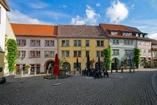 Free Town, Property, Town Square, Mixed Use Stock Images - 121934674