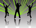 Free Dancing At A Party Royalty Free Stock Photo - 1225315
