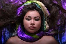 Free Beautiful Asian Girl Stock Photo - 1220150