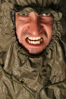 Free Angry Scary Man Stock Photo - 1220260