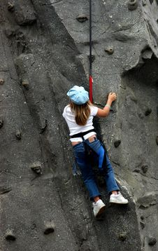 Free Climbing Royalty Free Stock Images - 1220849