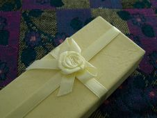 Free Gift Royalty Free Stock Image - 1221946