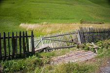Free Fence And Port Stock Photos - 1221993