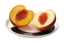 Free Peach Royalty Free Stock Photo - 1223715