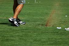 Free Playing Golf Stock Photos - 1223973