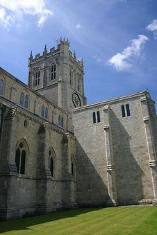 Free Christchurch Priory Stock Photos - 1224103