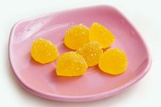 Free Fruit Candy Royalty Free Stock Photography - 1224227