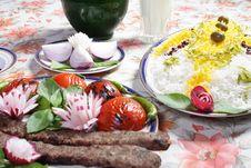 Free Iran Food Stock Photography - 1224262