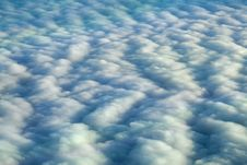 Free Overcast Clouds Royalty Free Stock Image - 1224646