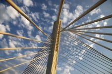 Bridge Detail 39 Royalty Free Stock Photo