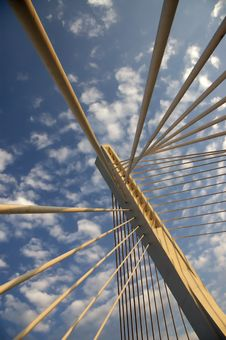 Free Bridge Detail 40 Royalty Free Stock Photos - 1224888