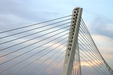 Free Bridge Detail 44 Stock Photography - 1224942