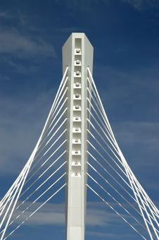 Bridge Detail 45 Stock Photo