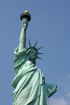 Free Statue Of Liberty Stock Photography - 1224952