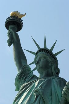 Free Statue Of Liberty Royalty Free Stock Image - 1224956