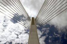 Free Bridge Detail 53 Royalty Free Stock Images - 1225029