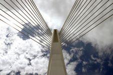 Bridge Detail 53 Royalty Free Stock Images
