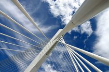 Free Bridge Detail 57 Royalty Free Stock Image - 1225086
