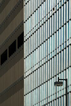 Montreal Building Texture 6. Stock Photography