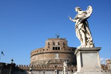 Free Castel Sant Angelo Stock Images - 1226884