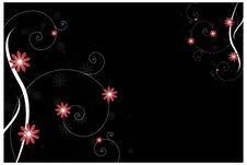 Free Abstract Floral Background Royalty Free Stock Photo - 12205075