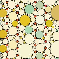 Free Yellow, Pattern, Circle, Design Stock Images - 122107424