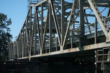 Free Bridge, Structure, Truss Bridge, Transport Stock Photos - 122107513
