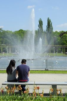 Free Water, Fountain, Water Feature, Water Resources Royalty Free Stock Image - 122107936