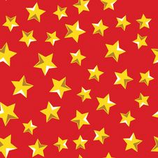 Free Yellow, Pattern, Star, Design Stock Photography - 122107962