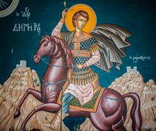 Free Art, Mythology, Illustration, Religion Royalty Free Stock Photography - 122108197