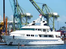 Free Passenger Ship, Water Transportation, Ship, Boat Royalty Free Stock Images - 122108209