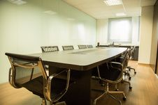 Free Office, Conference Hall, Table, Furniture Stock Photo - 122108280