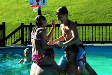 Free Leisure, Fun, Water, Swimming Pool Stock Photos - 122108313
