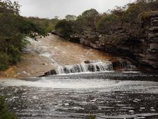 Free Waterfall, Water, Body Of Water, Water Resources Royalty Free Stock Photography - 122108487