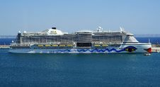 Free Cruise Ship, Passenger Ship, Ocean Liner, Water Transportation Royalty Free Stock Image - 122203356