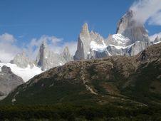 Free Mountainous Landforms, Mountain, Mountain Range, Mount Scenery Stock Image - 122203781
