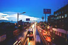 Free Metropolitan Area, Sky, City, Reflection Stock Photography - 122203822