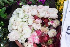 Free Flower, Flower Bouquet, Flower Arranging, Floristry Stock Photos - 122204213